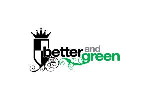 logo1 betterandgreen  Logo Entwürfe