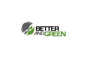 logo2 betterandgreen  Logo Entwürfe