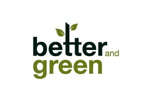 logo4 betterandgreen  Logo Entwürfe