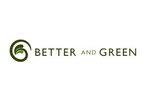 logo6 betterandgreen  Logo Entwürfe