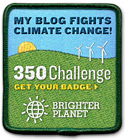 bp badge 125x140 Brighter Planet's 350 Challenge  350 Pfund CO2 mit seinem Blog einsparen