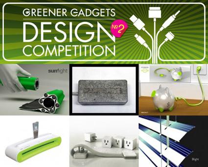 greener gadgets Greener Gadgets  Design Wettbewerb für nachhaltige Produkte
