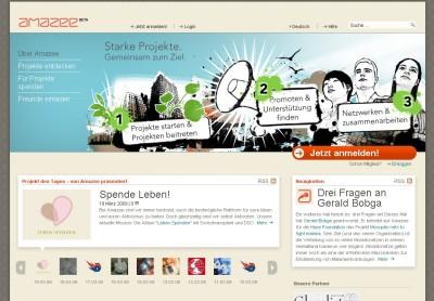 amazee relaunch 400x278 Amazee Relaunch