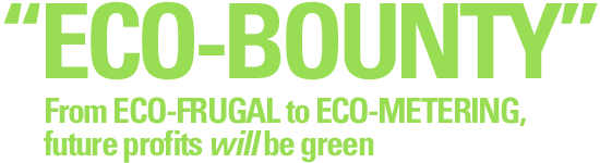 Trendwatching - Eco-Bounty