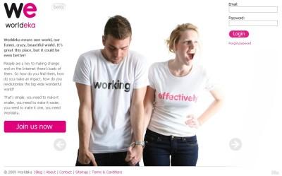 worldeka 400x249 worldeka  neues Soziales Netzwerk für Wohltätigkeitsorganisationen, NGOs und Aktivisten