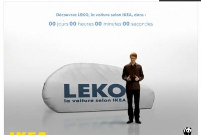 ikea leko 400x268 IKEA Leko  Mitfahrzentrale für Frankreich