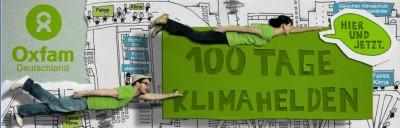 100 tage klimahelden 400x128 100 Tage Klimahelden: Werde Klimaheld/in und mach Druck!