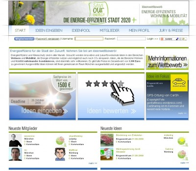 save our energy 400x349 Save Our Energy  Ideenwettbewerb zum Thema Energieeffizienz
