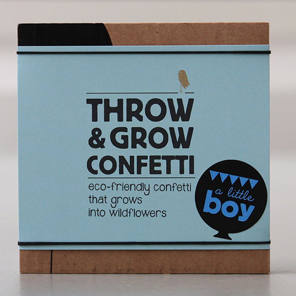 Throw and Grow Konfetti
