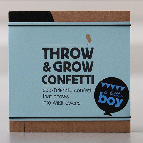 Throw and Grow Konfetti